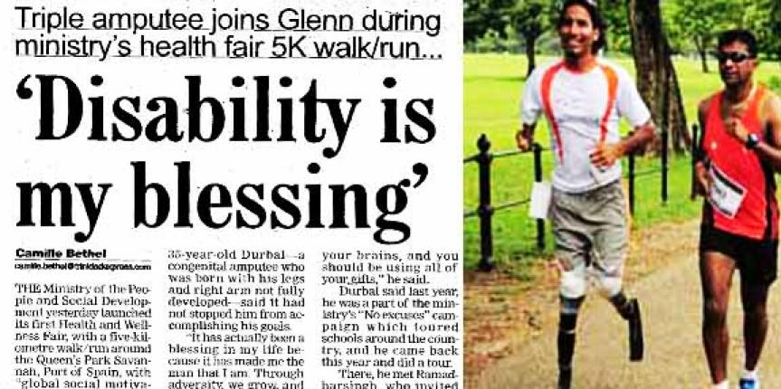 Disability Is My Blessing