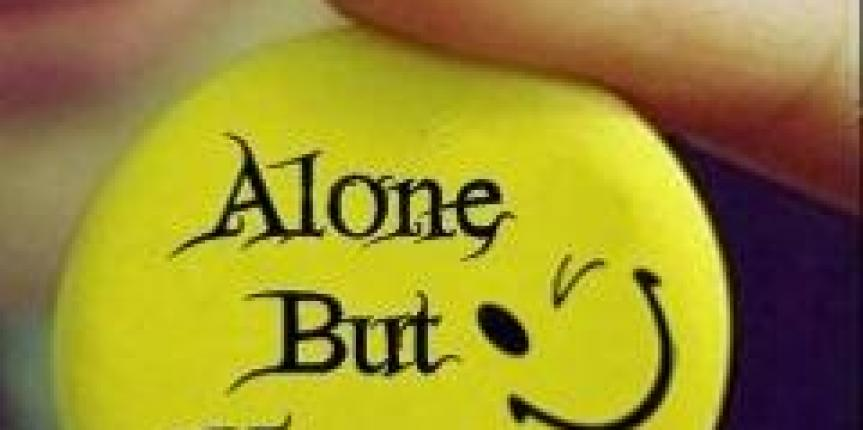 Be Happy Alone