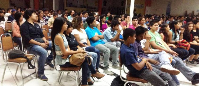 Mexico Church Youth Groups