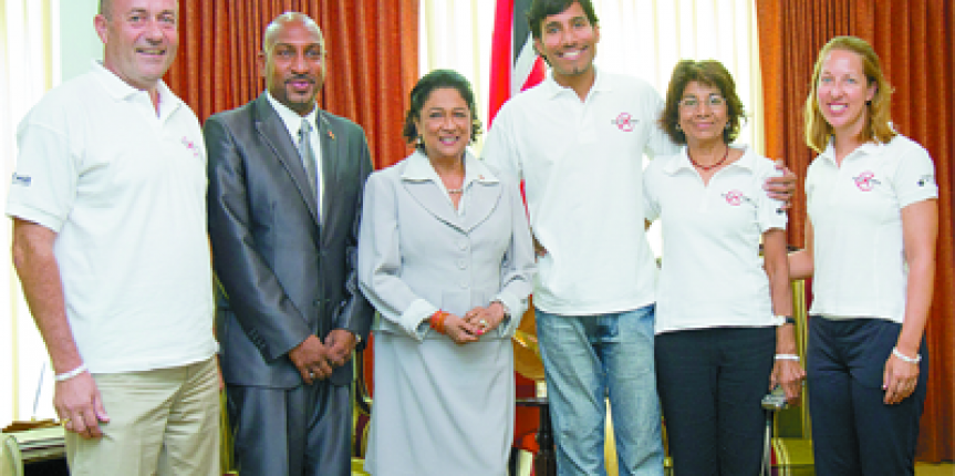 Minister of Sport Trinidad and and Tobago