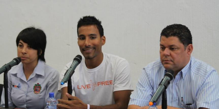 Press Conference Manzanillo Mexico – Just One Life Sharing Hope World Wide