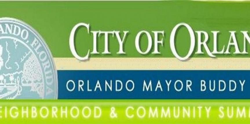Orlando Mayor Dyer's Neighboorhood and Community Summit