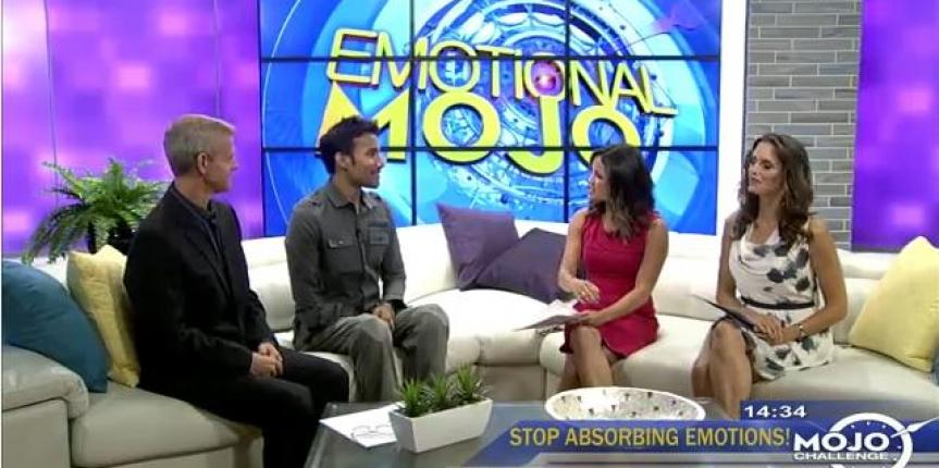 National TV Interview on Emotional Mojo